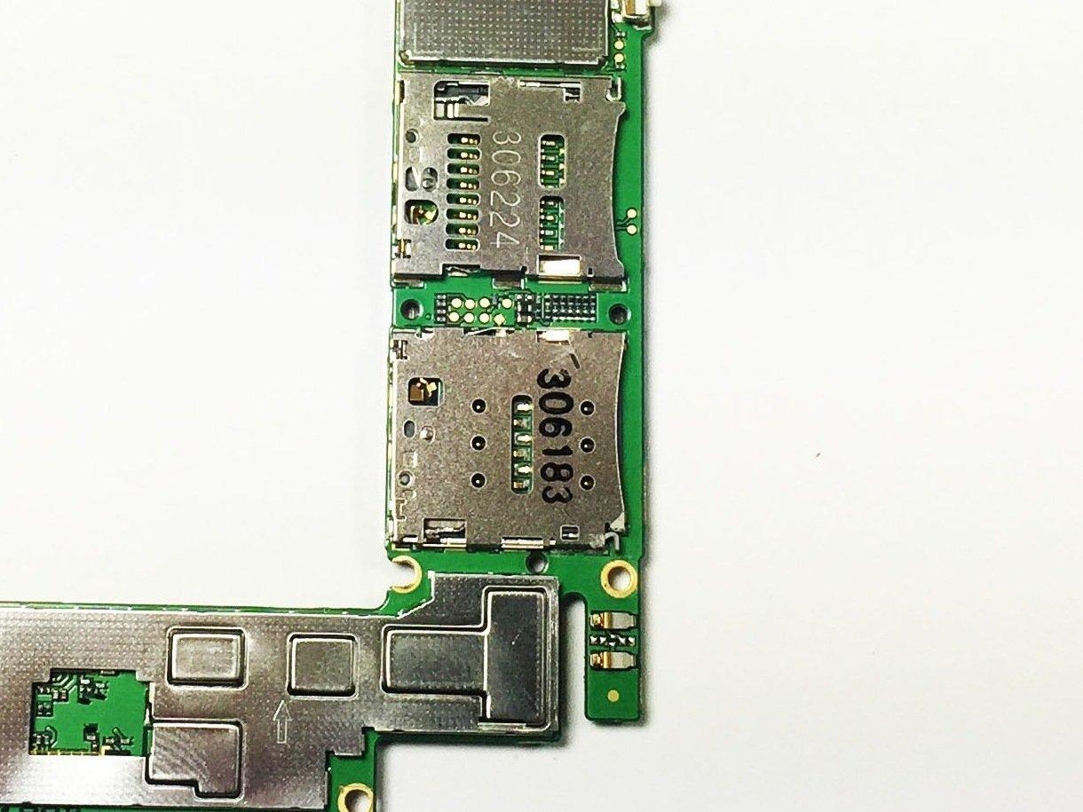 Huawei Ascend P6-U06 Sim Card Reader Replacement - iFixit Repair Guide