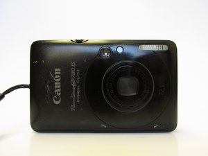 Canon Powershot SD 780 IS Troubleshooting