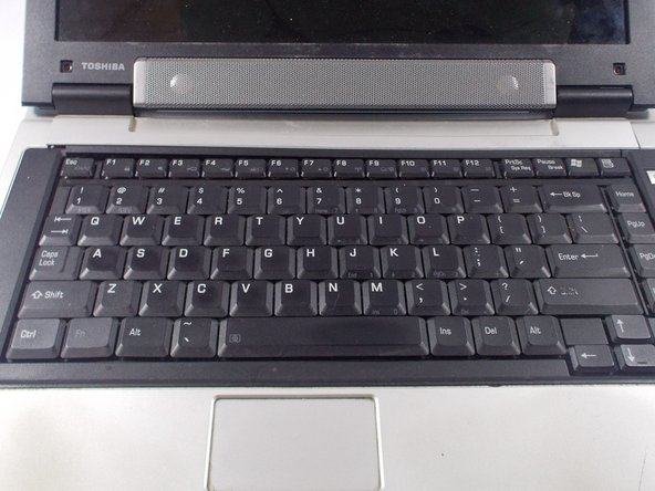 Toshiba Satellite M55-S135 Keyboard Replacement