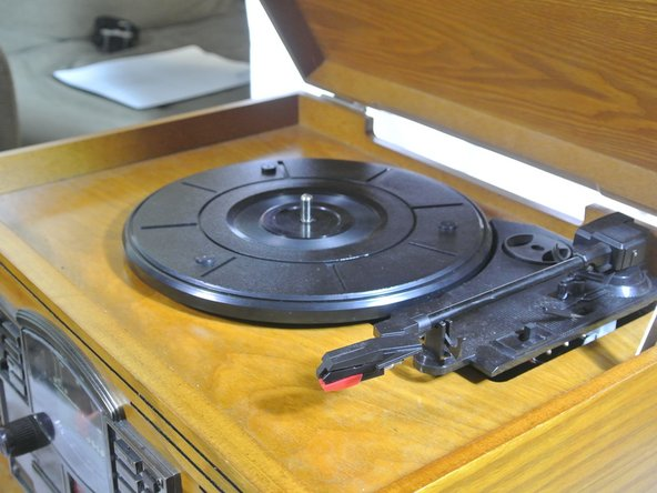 Crosley CR42  Band Replacement