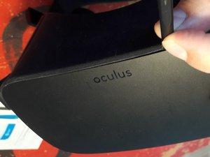 Oculus Rift CV1 - open it