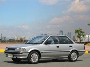 1987-1991 Toyota Corolla Repair