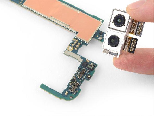 Google Pixel 4a 5G Rear-Facing Camera Replacement