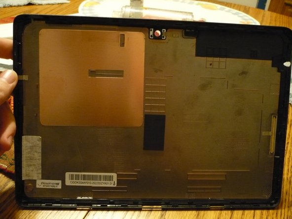 Disassembling Asus Transformer Pad TF300