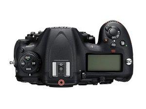 Nikon D500 Back Panel Removal