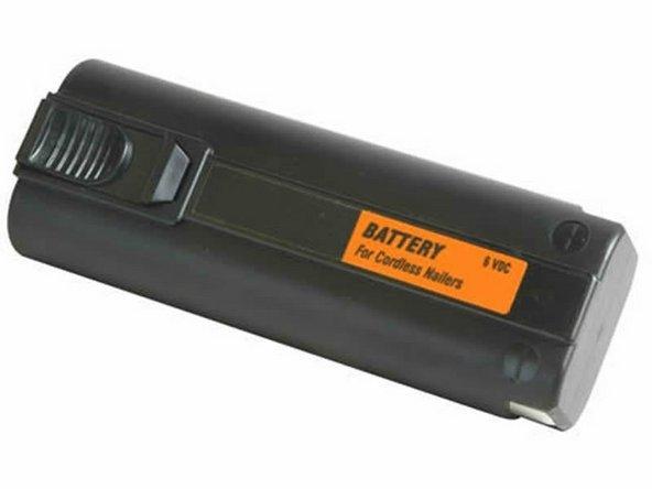 Battery For Paslode 6V Nail Gun IM350 900600 900400 404717 Main Image