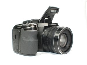 FujiFilm FinePix S4500 Repair