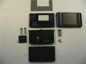Texas Instruments TI-92 Teardown