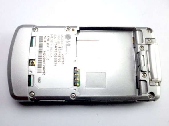 LG VX8700 Battery Replacement