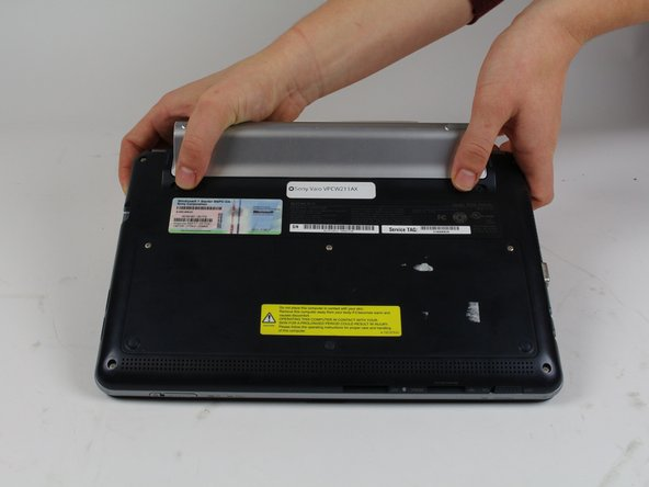 Sony Vaio VPCW211AX Battery  Replacement