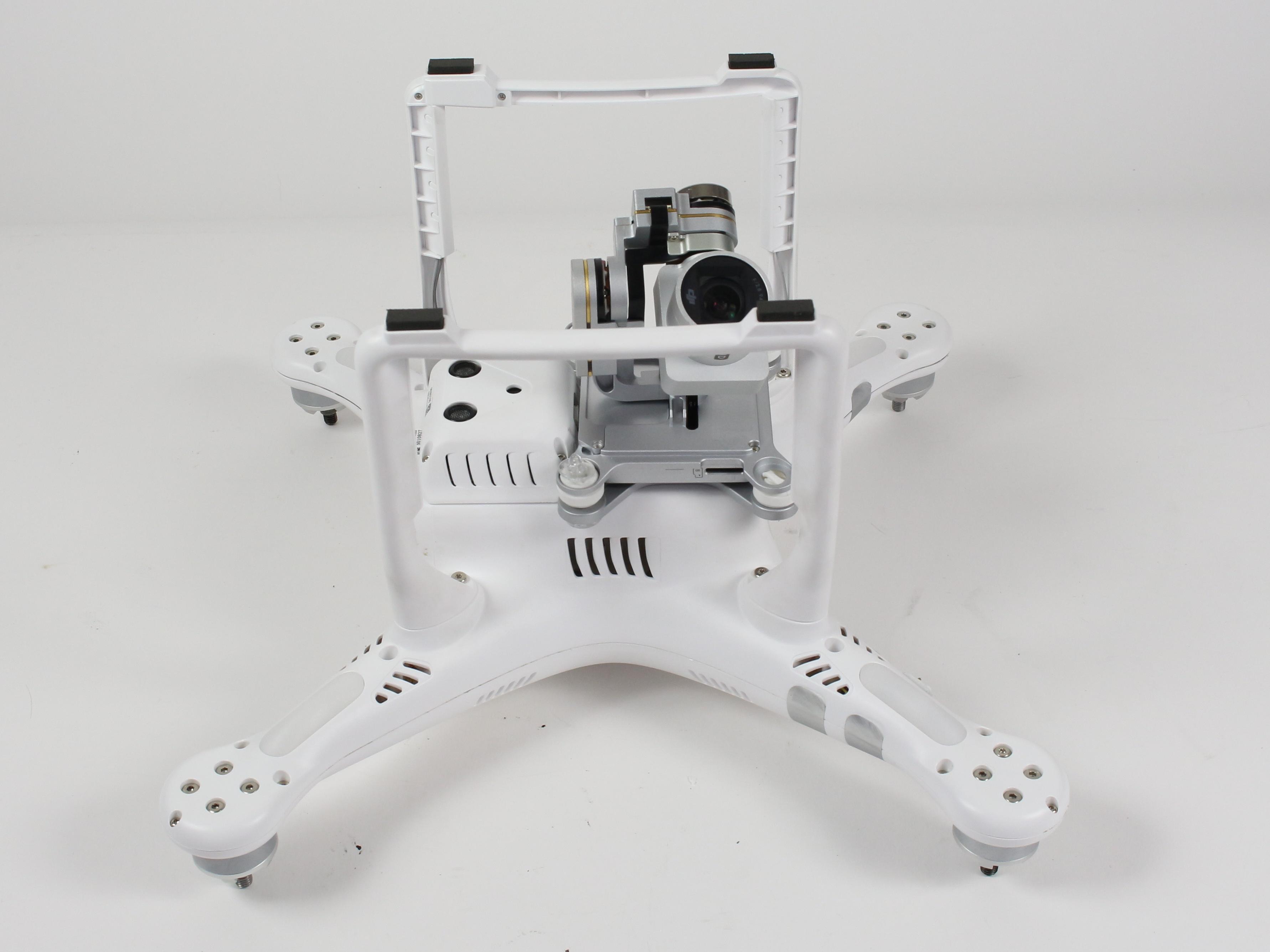 Dji Phantom 3 Advanced Repair Ifixit Quadcopter Gimbal Wiring Diagram Landing Gear