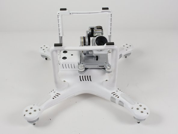 DJI Phantom 3 Advanced Landing Gear Replacement