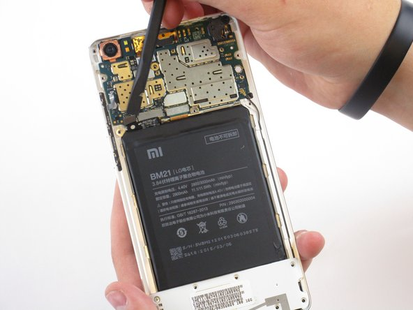 Xiaomi Mi Note Battery Replacement