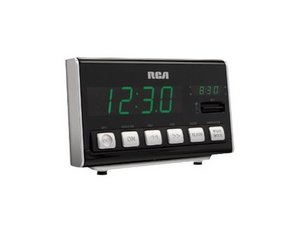 RCA Radio Alarm Clock Repair