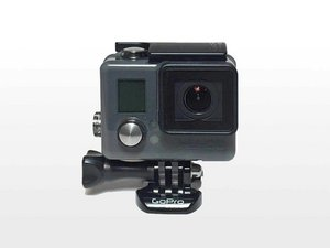 GoPro Hero+ LCD Troubleshooting