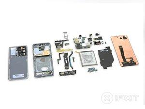 Smontaggio Samsung Galaxy S20 Ultra