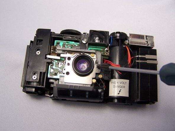 Kodak S100 EF Flash Replacement