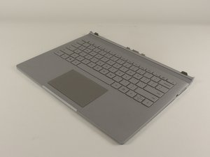 Microsoft Surface Book Keyboard Repair