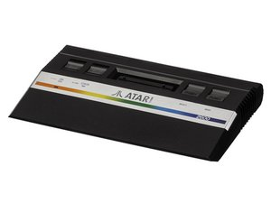 Atari 2600 Jr. Rev. A Repair