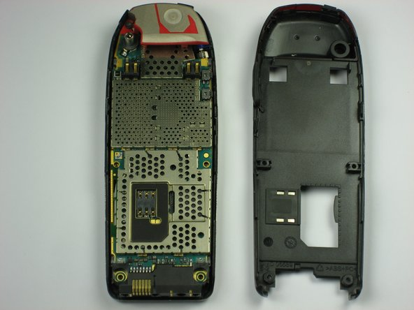 Nokia 6310i Back Cover Replacement