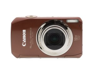 Canon PowerShot SD4500 IS Repair