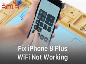 How To Fix iPhone 8 Plus WiFi Not Working