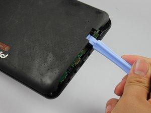 Repairing Pioneer R1 Speaker Cables