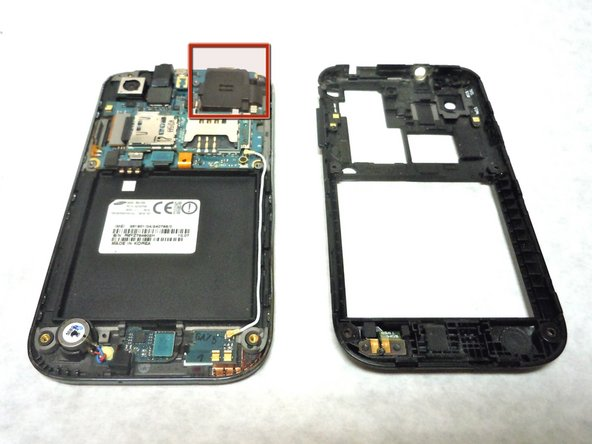 After all the plastics snaps have been released, the black plastic casing will come off easily.