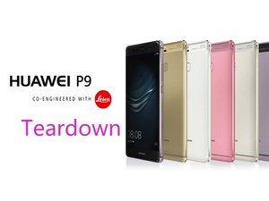 Huawei P9 Teardown Complete