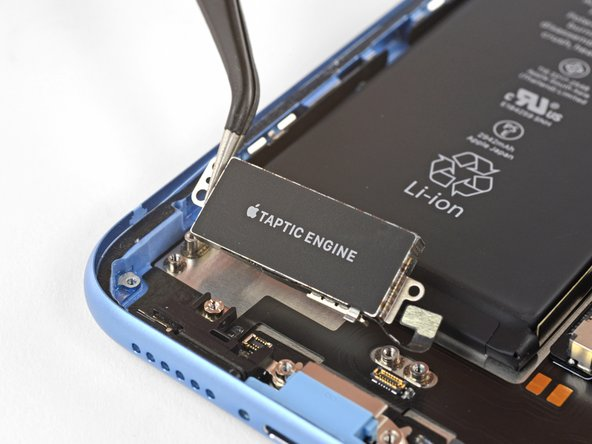 iPhone XR Taptic Engine Replacement