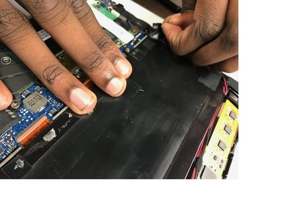 Samsung Series 7XE700T1A Battery Replacement