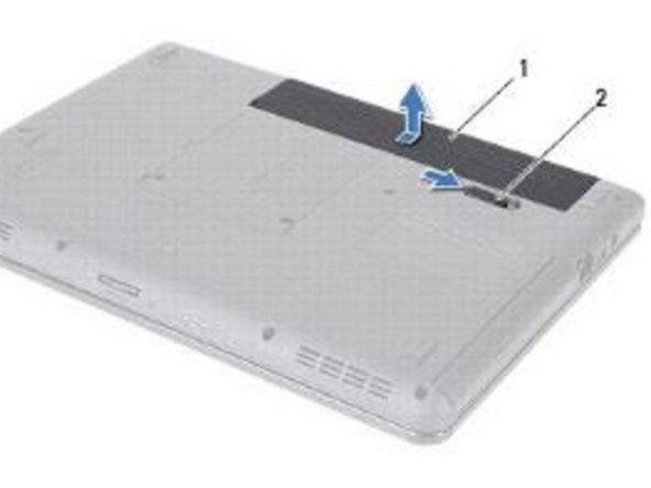 Dell Inspiron 14 N4020 Battery Replacement