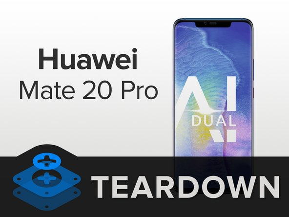 Here's what the Mate 20 Pro brings to the ring: