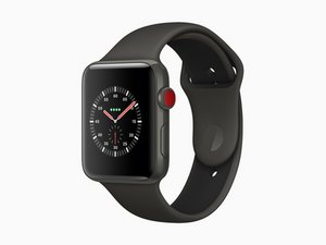 Apple Watch Series 3 GPS 42 mm A1859