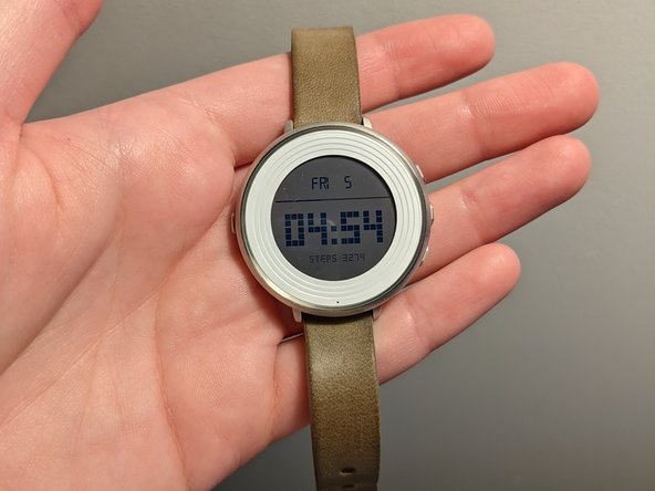The Pebble Time Round was last manufactured in 2015, and yet has a loyal following and afterlife.
