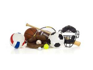 スポーツ用具の修理