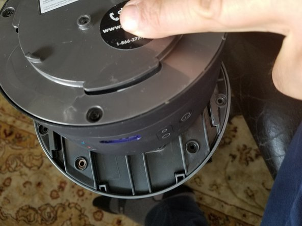 Dyson AM05 Disassembly