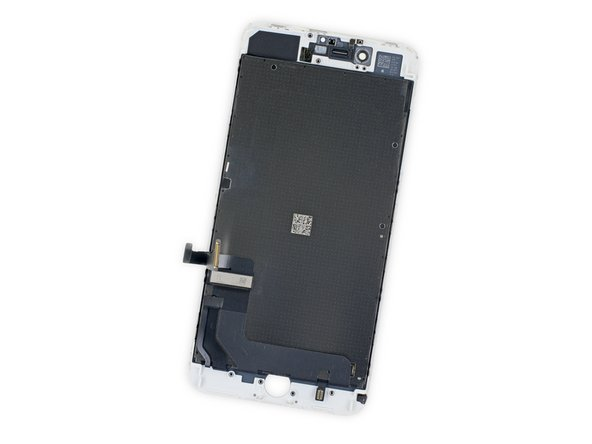 Only the LCD and digitizer remains.