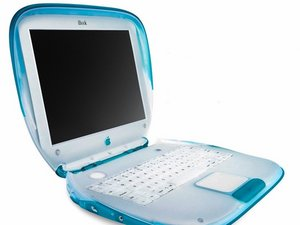 iBook G3 Clamshell Model M2453