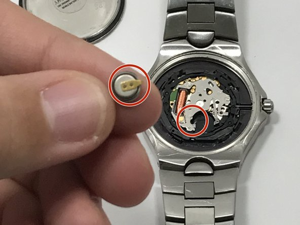 Citizen Ecodrive Watch Battery Replacement Ifixit Repair Guide