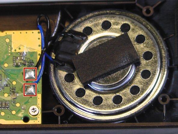 Garmin Nuvi 2597LMT Speaker Replacement