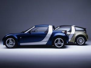 2003 - 2006 Smart Roadster