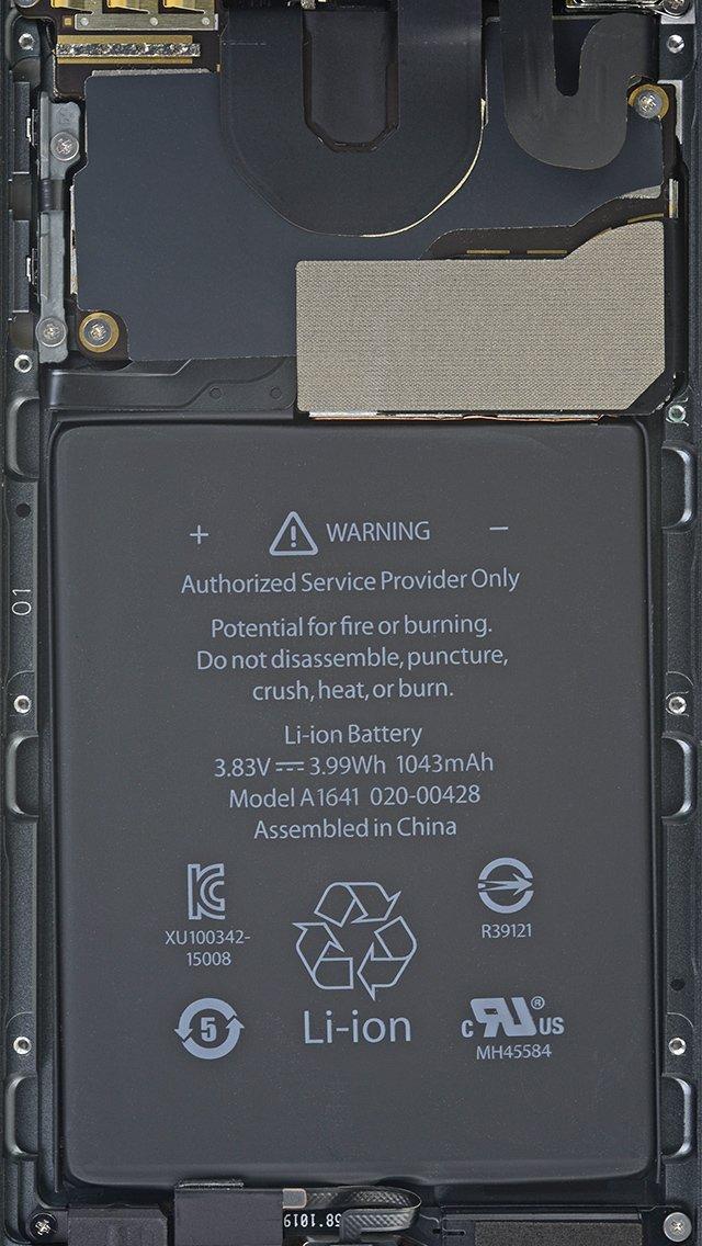 Ipod Touch 7th Gen Teardown Wallpapers