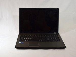 Acer Aspire 7741Z-4643