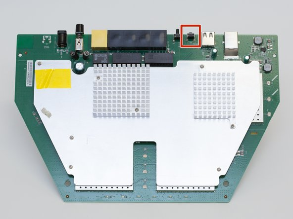 D-Link DIR-890L Reset Button Replacement