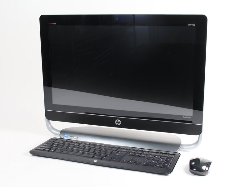 HP ENVY 23-d040t TouchSmart My Display 64 BIT