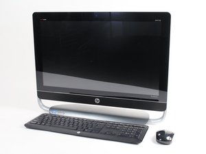 HP Envy 23-d060qd TouchSmart