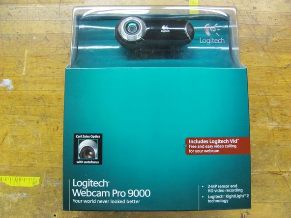 Purchase a Logitech QuicCam 9000 Pro