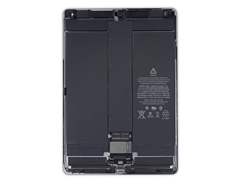 iPad Pro 2017 teardown