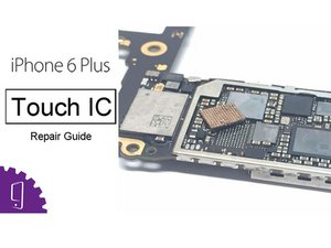 iPhone 6 Plus Touch IC Repair